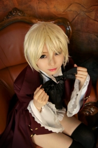 Alois Trancy Cosplay 11