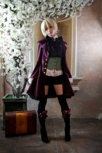 Alois Trancy Cosplay 1