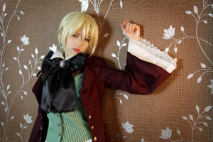 Alois Trancy Cosplay 2