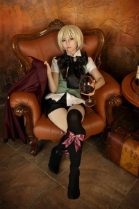 Alois Trancy Cosplay 4