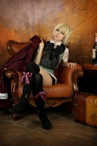 Alois Trancy Cosplay 5