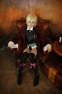 Alois Trancy Cosplay 6