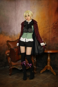 Alois Trancy Cosplay 7