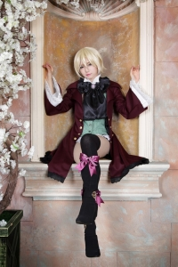 Alois Trancy Cosplay 9