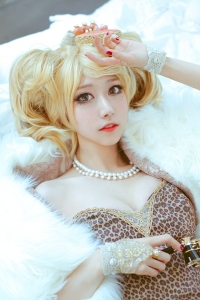 Cheesecake Cookie Cosplay by SAIDA 01