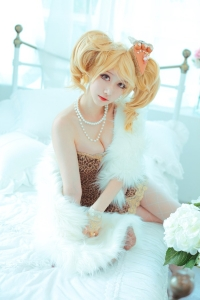 Cheesecake Cookie Cosplay by SAIDA 04