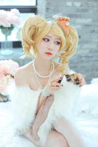 Cheesecake Cookie Cosplay by SAIDA 05