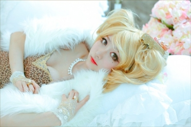 Cheesecake Cookie Cosplay by SAIDA 06