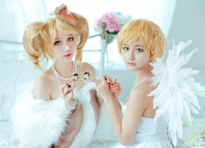Cheesecake Cookie Cosplay by SAIDA 10