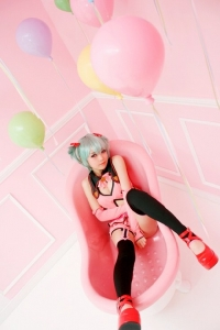 Heart Hunter Hatsune Miku Cosplay by Eki Holic 4