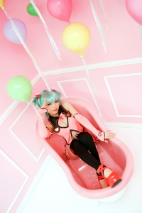 Heart Hunter Hatsune Miku Cosplay by Eki Holic 5