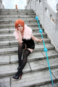 Nami Cosplay by geumdong 01