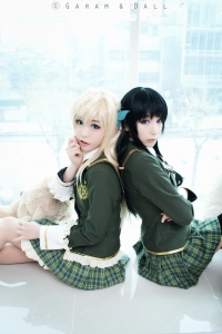 Sena and Yozora Cosplay by Tomia and Momoren 06