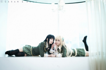 Sena and Yozora Cosplay by Tomia and Momoren 08