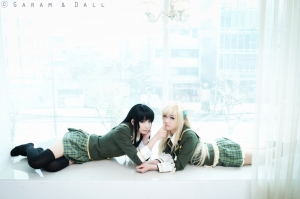 Sena and Yozora Cosplay by Tomia and Momoren 09