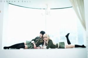 Sena and Yozora Cosplay by Tomia and Momoren 10