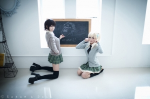 Sena and Yozora Cosplay by Tomia and Momoren 25