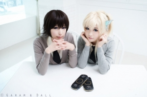 Sena and Yozora Cosplay by Tomia and Momoren 26