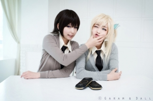 Sena and Yozora Cosplay by Tomia and Momoren 27