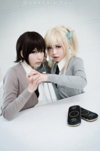Sena and Yozora Cosplay by Tomia and Momoren 28