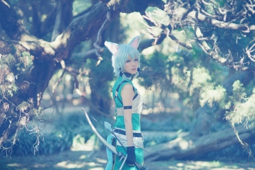 Sinon Cosplay by Ely 7a