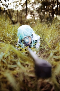 Sinon Cosplay by Misa 04