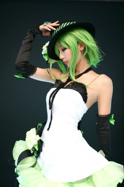 Gumi Vocaloid Cosplay