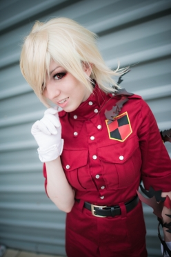 Seras Victoria Cosplay by electric-lady 01