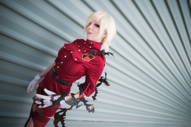 Seras Victoria Cosplay by electric-lady 03