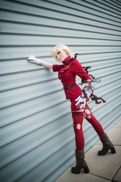 Seras Victoria Cosplay by electric-lady 04