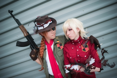 Seras Victoria Cosplay by electric-lady 06